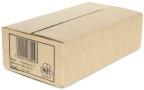 Posteske 2 250x130x70mm brun 2,3L.