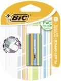 Viskelær Bic plasto Office  927871