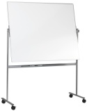 Whiteboard Esselte tosidig vendbar 120x200 500815