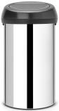Avfallsbeholder Brabantia Touch Bin 60L rustrfri stål 899402586