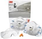 Vernesett 3M Basic (ørepropp/brille/støvmaske) UUOO1503331