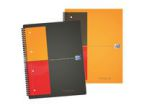 Notatbok OXFORD Int. Notebook A4+ linjer (org.nr.100104036)