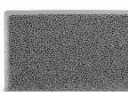 Avskrapningsmatte JIF HD u/b 120x600 grå 6731