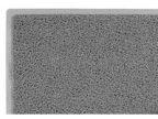 Avskrapningsmatte JIF m/bunn 120x600 grå L-6667
