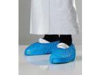 """Skoovertrekk GRANBERG CPE-plast 18"""" blå (100) 210.0062"""