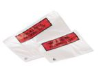 Pakkseddelposer C5 plast m/trykk(1000) (org.nr.7900002)