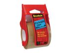 Emb.tape SCOTCH® 50mmx20m med disp. brun C5020D