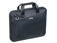 """PC veske PIERRE Nylon Briefcase 14"""" 400084811"""