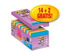 POST-IT® SuperS Z-N 76x76mm R330 (16) R330P16S