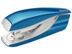Stiftemaskin Leitz 5502 blå metallic 24/6-26/6 55022036