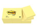 POST-IT® notatblokk 38x51mm 653 gul (3) FT510058496