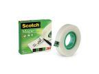 Tape Scotch Magic 810 12mmx33m. matt FT510005604
