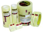 Tape SCOTCH® 550 12mmx33m transparent FT510063306