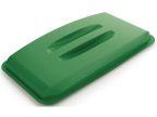 Lokk til avfallsbeholder 60L grønn (org.nr.1800497020)
