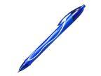 Geleroller BIC Gelocity QDry M blå (12) (org.nr.950442)