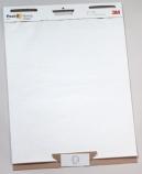 Flippoverblokk Post-It 559/569 vegg hvit 63,5x77,5cm. selvkl.