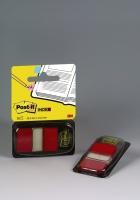 Post-it Index rød (50) 680-1 tapemarkør 70071392719