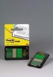 Post-it Index grønn (50) 680-3 tapemarkør