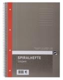 Spiralhefte EMO A4 70g 80 blad linjer (org.nr.203022)