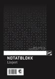 Notatblokk EMO A5 70g 100bl linj spiral (org.nr.2564)