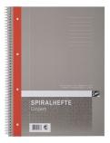 Spiralhefte EMO A4 60g 70 blad linjer (org.nr.532965010)