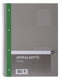 Spiralhefte EMO A4 60g 70 blad ruter (org.nr.532965020)