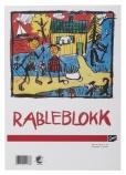 Rableblokk A3 100g 50 ark 21163
