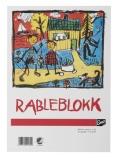 Rableblokk A4 100g 50 ark