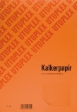Kalkerpapir Utoplex A4 65gr. 50blad 1435