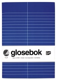 Glosebok A5 11.5mm.delelinje 24bl.