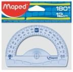 Transportør Maped 180grader 12cm 242180