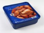 Marsipan HVAL m/sjokolade 700g (org.nr.77)