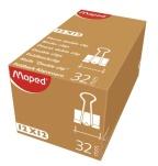 Brevklype Maped foldback 32mm.sort (12)