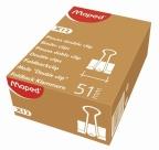 Brevklype Maped foldback 51mm.sort (12)