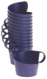 Begerholder blå for Fiesta Combib. (org.nr.930006-01)