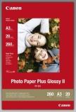 Fotopapir Canon PP-201 A3 glanset (20) 270gr. 2311B020