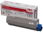 Toner Oki 43865724 sort C5850/5950 8000s.