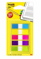 POST-IT® Index 683-5 i dispenser 5 farger XA004806320