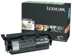 Toner Lexmark T650H11E sort 25000s.