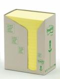 POST-IT® Green Line 76x127mm gul (16) FT510110362
