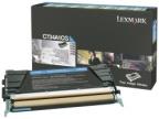 Toner Lexmark C734A1CG blå 6000s.