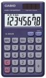 Kalkulator Casio SL-300VER lommekalkulator 127073